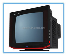 hot sale 21 inch ultra slim pure flat CRT TV, CRT TV Kit