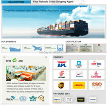 Seabay supply service of maersk shipping line