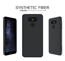 Nillkin Synthetic Carbon Fiber G6 cover Mobile Phone case for LG G6