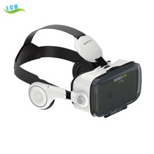 2016 Xiaozhai BOBOVR Z4 3d glasses Virtual Reality Headset 3D Movie Video Game Private Theater with Headphone BOBO VR Z4