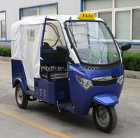 China 4 passengers bajaj three wheeler tok tok car price