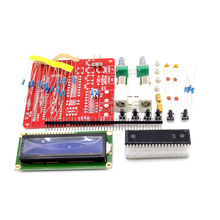 DDS function generator pulse sine-triangle-wave rectangular jagged noise generator DIY kit