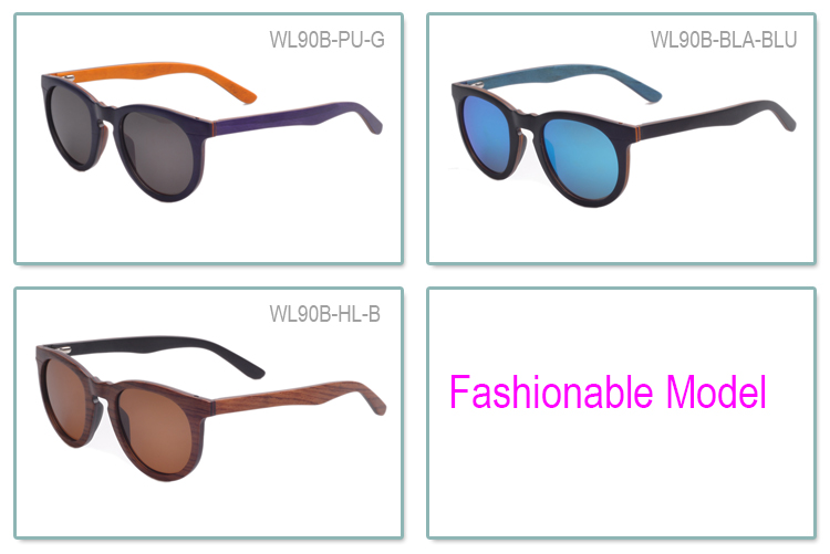 2018 New Design Hot Sale Unisex Foldable Sunglasses with Unique Packing