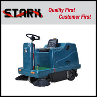 Mechanical floor cleaning equipment used street sweeper brushes for sale