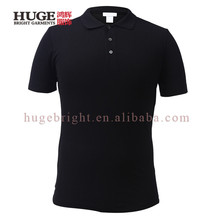 Casual Wearing Short Sleeve Style Custom Mens Polo Shirt