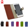 Factory Wholesale Luxury Book Style Flip Wallet PU Leather Cover Case for Blackberry Passport Q30 With Credit Card Holder