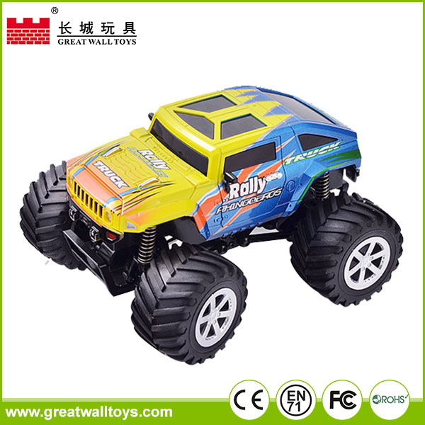 High Speed Race Car Remote Control Model monster truck with kids toy