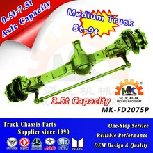 Golf Cart Steerable Front Axle
