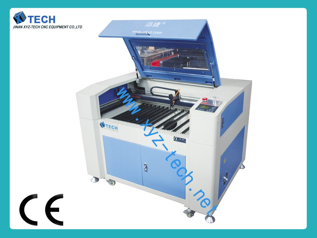 JINAN XJ6040 laser head for cnc machine with CE