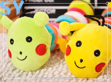 2015 the cat /dog caterpillar toy pet toy lovely plush toys