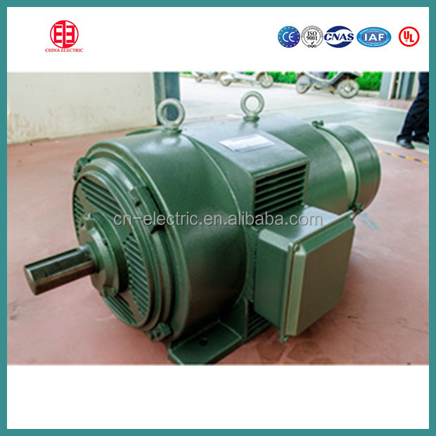 YR series IP23 low voltage slip ring AC motor