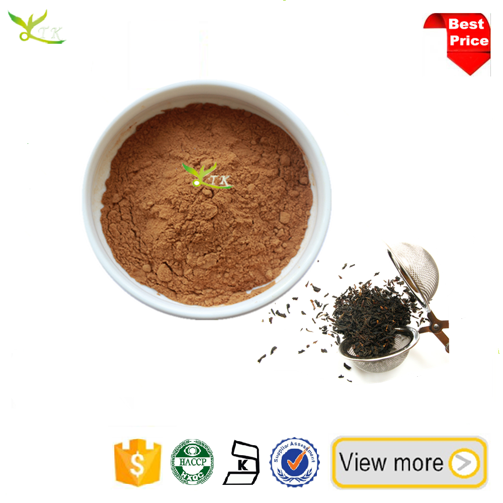 Food grade Healthy Natural Instant black tea Extract Powder