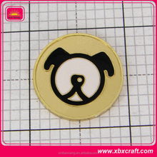 custom metal craft challenge rice puller coins