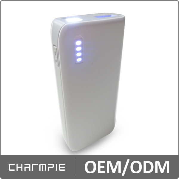 Promotional gift best quality oem service 5200mah gp portable power bank