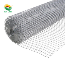 Factory 1/2 inch plastic coated welded wire mesh with CE certificate
