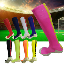 High quality Men Leg Support Sports Long Socks Compression Anti-fatigue Stockings in low price