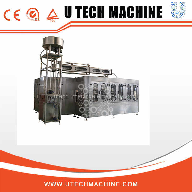 China plastic water bottle manufacturing plant/mineral water plant price with the best after-sales service