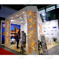 20 by 20 Wooden Trade Show Equipment Booth Design Rent in Shanghai