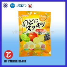 Alibaba Hot Sale Food Grade plastic bag for pickles with Custom Printed