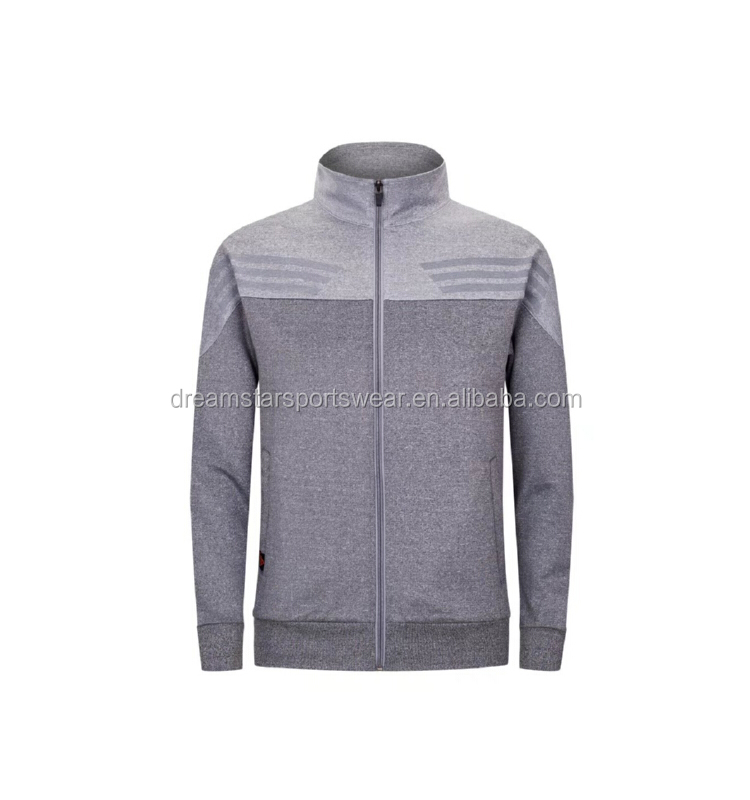 New Arrival Full Zip Football Tracksuit Warm Up Sport Tracksuit