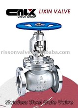 Manual Stainless Steel Gate Valve