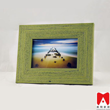 New product online shopping Not real Wood not real wood digital photo frame beautiful girl pictures