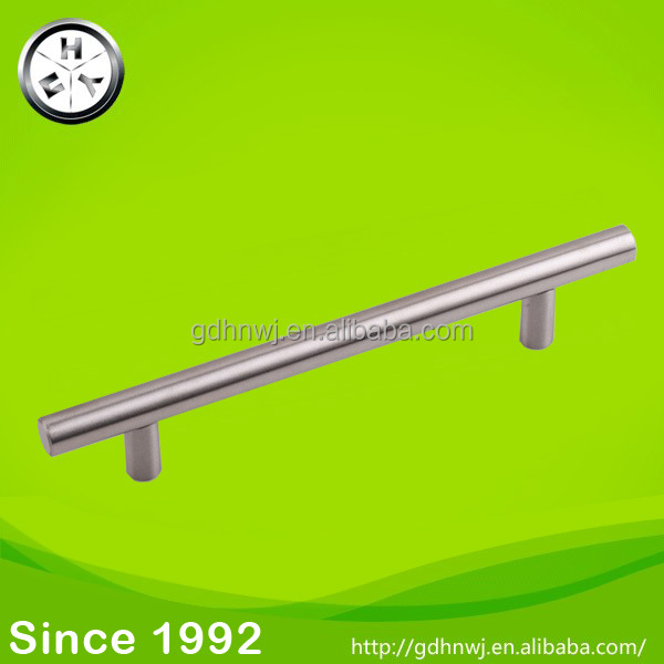 T bar stainless steel SS304 kitchen furniture cabinet handle