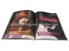 Hair Fashion & Design promotionale Brochure printing