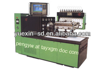 High Quality NT 3000 Series Fuel Injection Test Bench