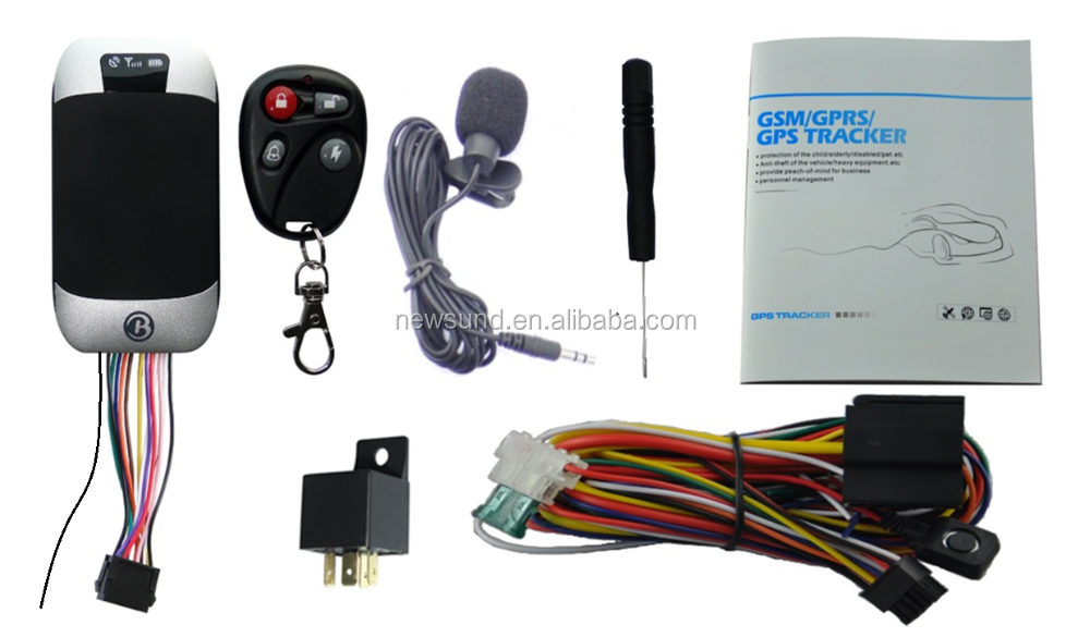 wholesale top quality gps tracker tk 303g with gps tracking system with imei number tracking online