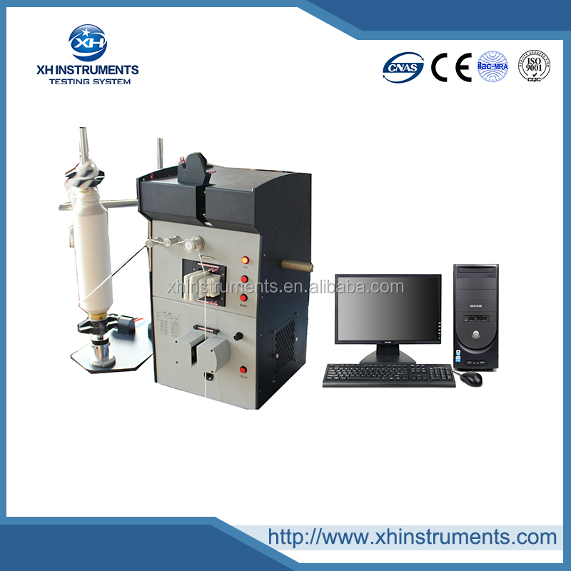 XHX-12 Fully Automatic Yarn Evenness and Hairiness Tester