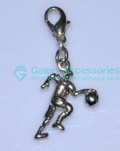 fashion boy basketball play wholesale sports charms