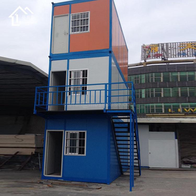 Factory Price Gebrauchter Container-büro-fertighaus 3-stöckiges ...