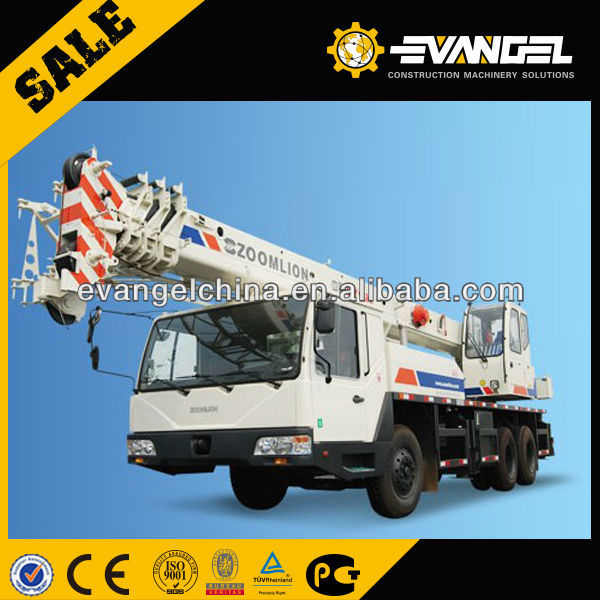 50 ton zoomlion mobile crane with best price for sale QY50