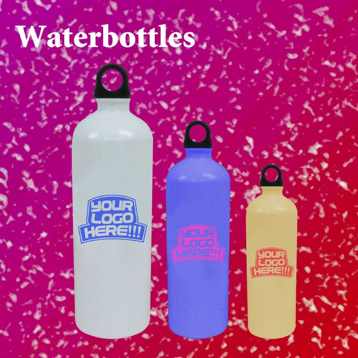 Water Bottles for Promotional Events