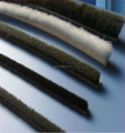 all types of wool pile door and window weather strip for wooden windows