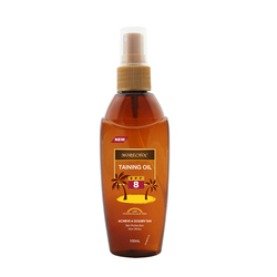 2017 Private Label Hot Sell Tanning Oil