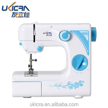 household mini electric high speed sewing machine UFR-727