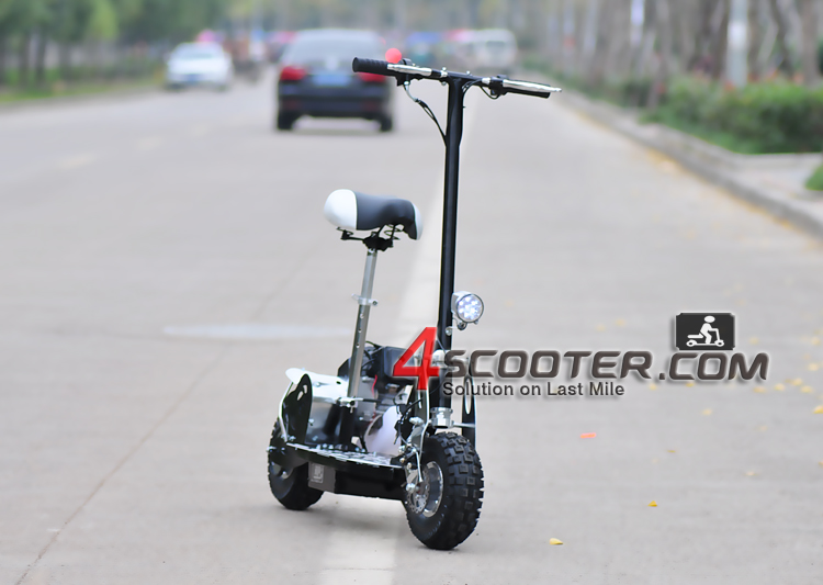 2 speed 49cc 4 stroke mini gas scooter for sale with CE/Rosh Certificate