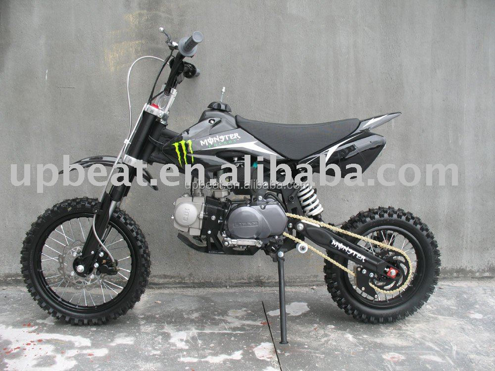 upbeat motorcycle abt 125cc dirt bike lifan engine pit bike