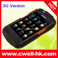 Newest Rugged Android discovery v5+ active dual sim phone