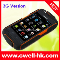 Newest Rugged Android v5+ active dual sim phone