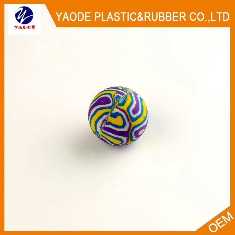 Wholesale attractive style costumized wholesale bouncing balls