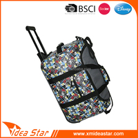 Big Zipper Compartment Removeable Shoulder Strap