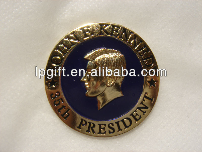 Promotion gift hot sale new fashion custom metal military insignia