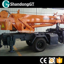 Chinese Type best chassis 3 Ton Mini Tricycle Crane for sale