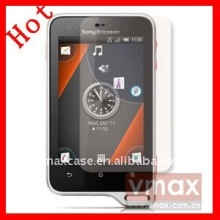 Mobile phone mirror screen protector for Sony Ericsson Xperia active
