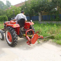 cutting alfalfa machine tractor pto driven sickle bar mower for sale