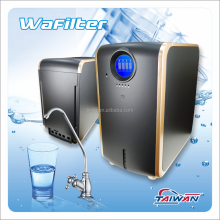 Taiwan Compact RO System for Home Drinking Water Purifier with quick change filter cartridge
