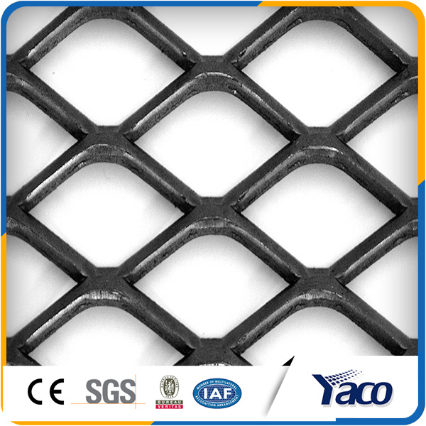 Customized manufacturer stucco metal lath, diamond hole flat plate expanded metal mesh